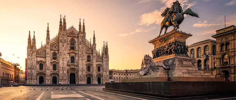 شهر میلان ایتالیا | دانشگاه میلان بیکوکا ایتالیا