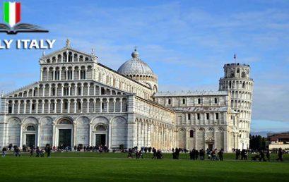 دانشگاه پیزا ایتالیا