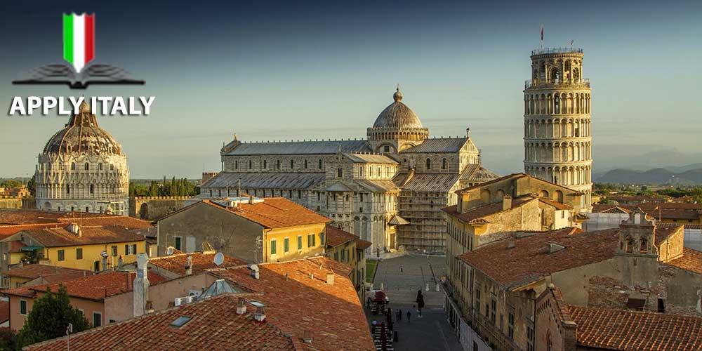 دانشگاه پیزا ایتالیا | شهر پیزا