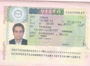 ویزای تحصیلی در ایتالیا