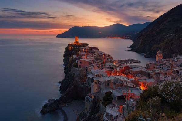 مراکز مهم ایتالیا