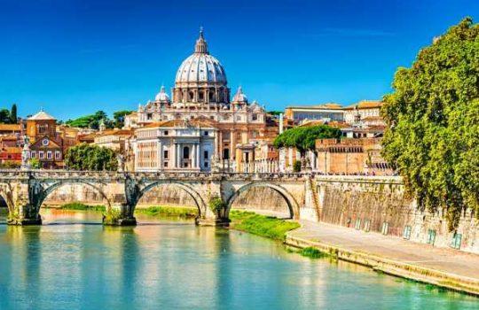 آخر هفته در رم