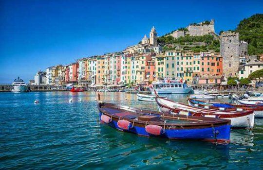 روستاهای ایتالیا